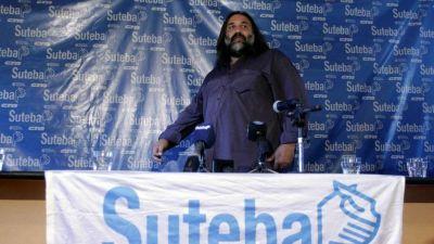 Roberto Baradel, indignado con María Eugenia Vidal por el pago de un plus a los docentes que no hicieron paro