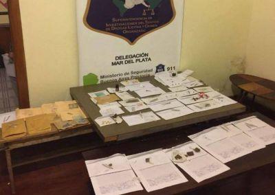 Creció la cantidad de droga secuestrada en Mar del Plata