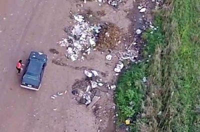 Respuesta del Municipio a una queja por basural en Circunvalación