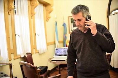 """SEGÚN PEREZ DEL CERRO: """"Es urgente que se apruebe la instalación de antenas de telefonía móvil en la ciudad"""""""