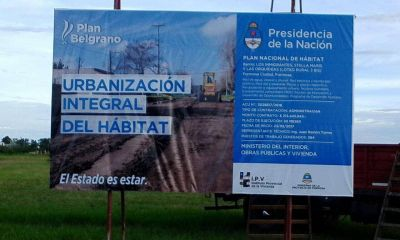 Gildo Insfràn hace propaganda de programas nacionales como si fueran financiadas por la provincia