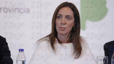 Conflicto docente: Vidal anunció pago de un plus por presentismo