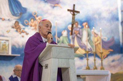Mons. Puiggari: Cuaresma, camino de esperanza y tiempo para pedir perdón
