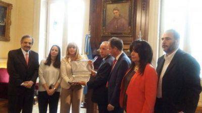 Por primera vez el Congreso de la Nación recordó a las víctimas y sobrevivientes