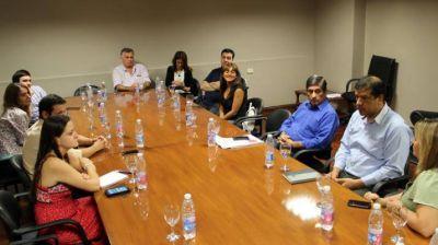 Sistema Penal Acusatorio: segunda mesa de trabajo de Operadores Judiciales