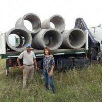 Canalizan aguas en el Parque Industrial