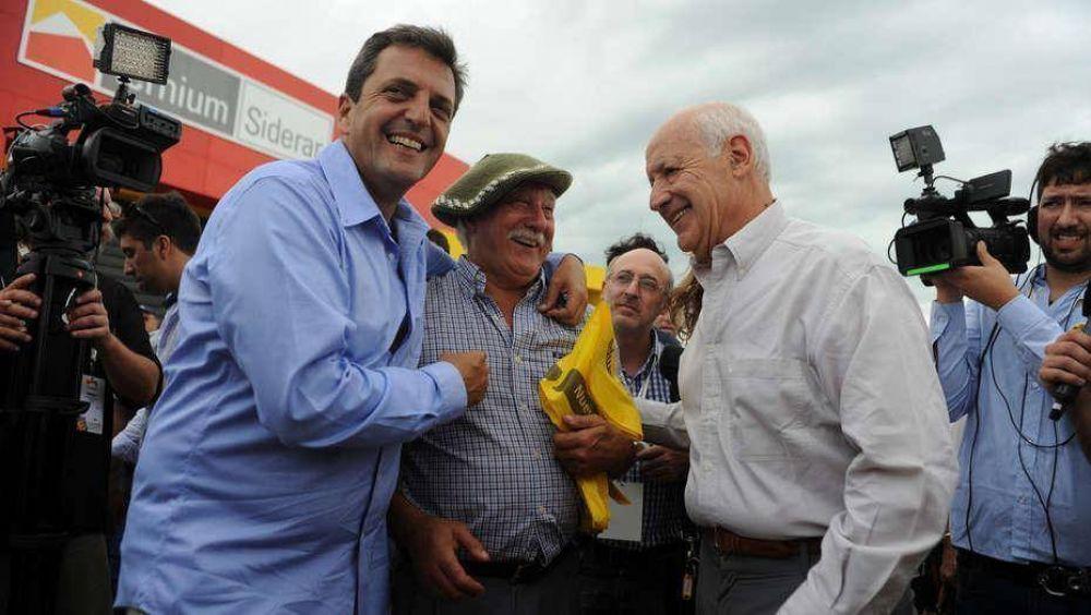 El Frente Renovador se mete en la interna del peronismo porteño