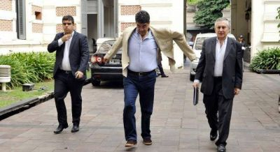 Jorge Macri hace una demostración de fuerza con intendentes para defender su candidatura