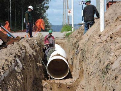Avanzan con las obras de urbanización y provisión de servicios para el Procrear 2