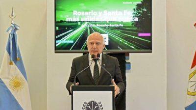 Lifschitz anunció la renovación integral de la autopista Santa Fe-Rosario en la que se invertirán casi $ 2 mil millones
