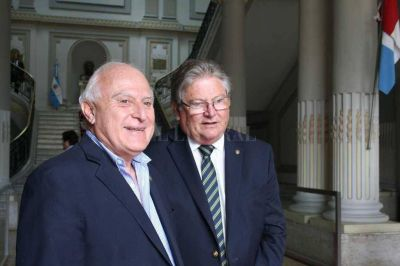 Fascendini estará al frente del Ejecutivo por viaje oficial de Lifschitz