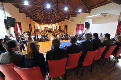 Bordet se reunió con su gabinete en Gualeguaychú