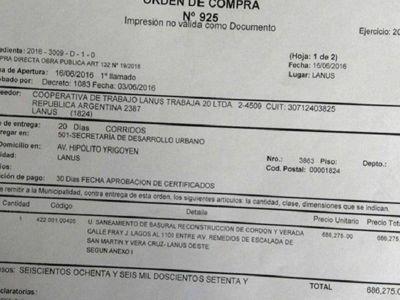 La ruta del dinero del intendente Grindetti: Anatomía de un grupo criminal