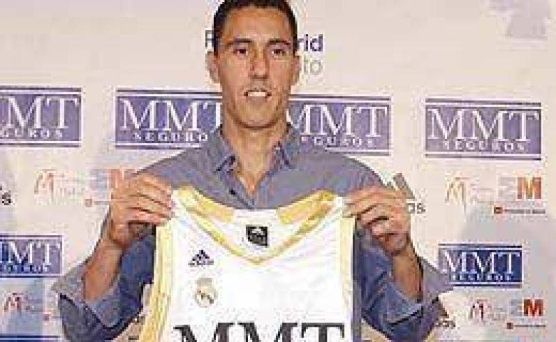 Prigioni fue presentado en Real Madrid