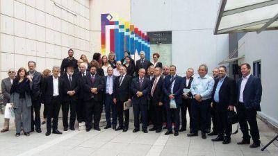 La AMIA recibió a la delegación de Cancillería de Israel