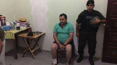 El viceintendente de Itatí pidió estar en una celda lejos del intendente
