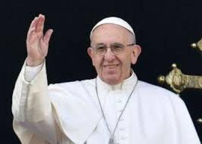 El Papa Francisco viajará dos días a Egipto a fines de abril