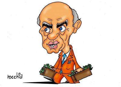 El intendente de Lanús, en la mira de la ruta del dinero y la corrupción