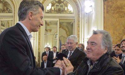 Decepcionado, Barrionuevo clausura su alianza histórica con Macri