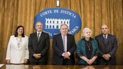 "Denunciaron ""maniobra"" de la Corte por la poda de 100 millones de pesos"