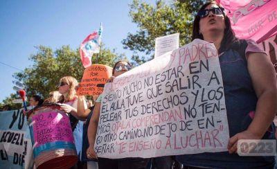 Los docentes no aflojan: confirman paro por 72 horas