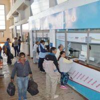 La terminal de ómnibus de Villa Mercedes sumó seguridad privada de noche