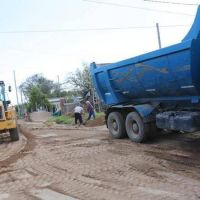La pavimentación de las 1.000 cuadras en la Capital estará lista a fin de año