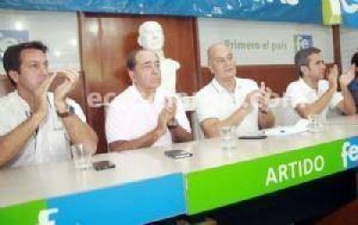 El partido Fe destacó su rol de peronistas dentro de Cambiemos
