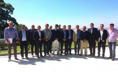 Los intendentes de Cambiemos y un nuevo apoyo a la candidatura de Jorge Macri