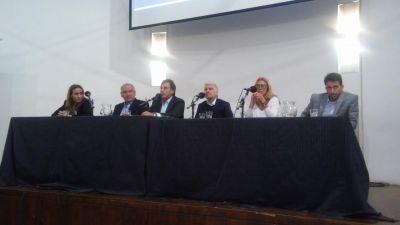 Se presentó el Plan de Seguridad del Frente Renovador para San Martín