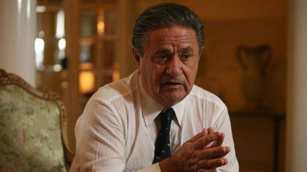 Duhalde quiere presidir el PJ y trabaja para ayudar a Macri