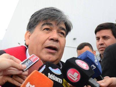 """José C. Paz, a la buena de Dios: """"No recibimos ni un solo peso de la gestión provincial"""", dijo Ishii"""