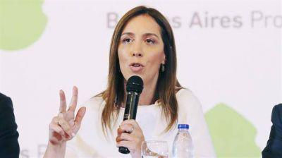 Desde Suteba acusaron a María Eugenia Vidal: