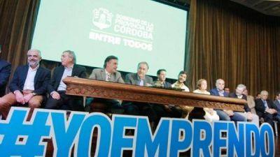 Schiaretti presentó el Programa de Apoyo al Joven Emprendedor