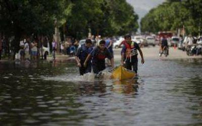 Eximirán de pagar tasas en 2017 a inundados de Pergamino de forma automática