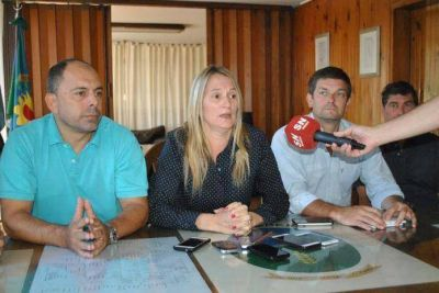 """Antonijevic: """"es mentira que seré candidata a diputada"""""""