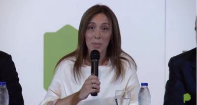 Descuentan los días de clases perdidos a unos 100 mil maestros de la provincia de Buenos Aires