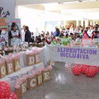 Copa de leche para 120.000 niños