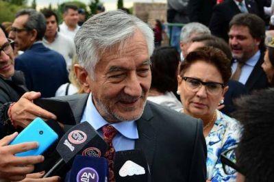 Rodríguez Saá defendió la idea de expropiar fábricas cerradas