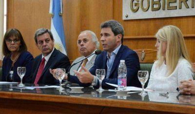 Elaboraron planes estratégicos para el San Juan del 2030 en departamentos alejados