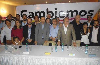 Lanzaron la mesa política de Cambiemos en General San Martín