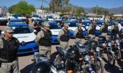 La policía riojana tiene un déficit de unos 3 mil efectivos