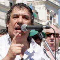 """""""Cholo"""" García y las paritarias municipales: """"Iremos a la Justicia contra los intendentes que no cumplan la ley y los funcionarios provinciales que no la hagan respetar"""""""