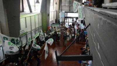 Asambleas en la Muni por contratados: complicaciones en varias áreas