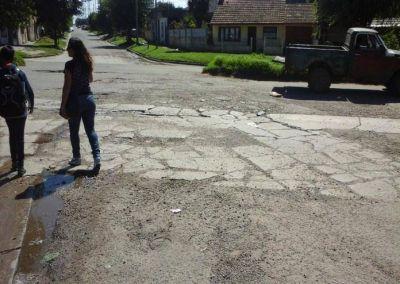 Mar del Plata recibirá 90 millones de pesos para asfalto y desagüe