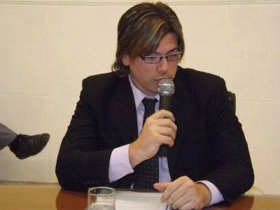 Iván Kaluk asume la conducción del PAMI Formosa