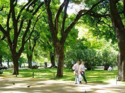 Proponen más espacios verdes en la Ciudad