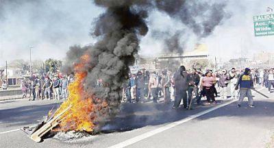 Larreta y Bullrich alistan a sus policías para enfrentar la andanada de piquetes
