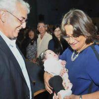 Reconocimiento de Lucía a la Asociación Civil Catamarca Down