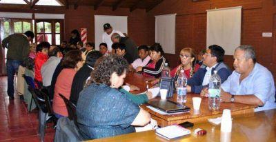 PARITARIAS: GOBIERNO Y GREMIOS ESTATALES INICIARON DIÁLOGO